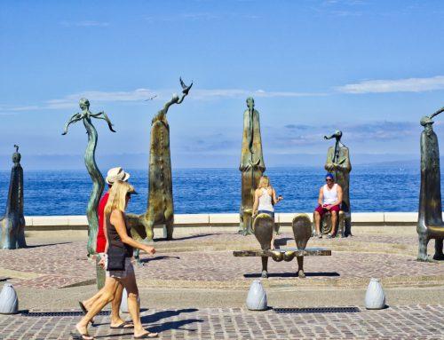 Regresan los Tours de las Esculturas del Malecón, con Cambios y Mejoras