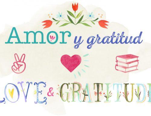 Amor y Gratitud de Biblioteca Los Mangos