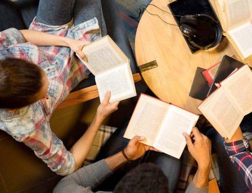 Club de Lectura para Adultos