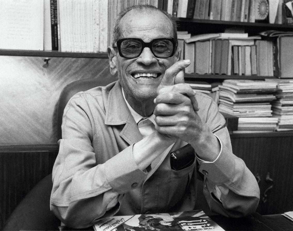Naghib Mahfuz