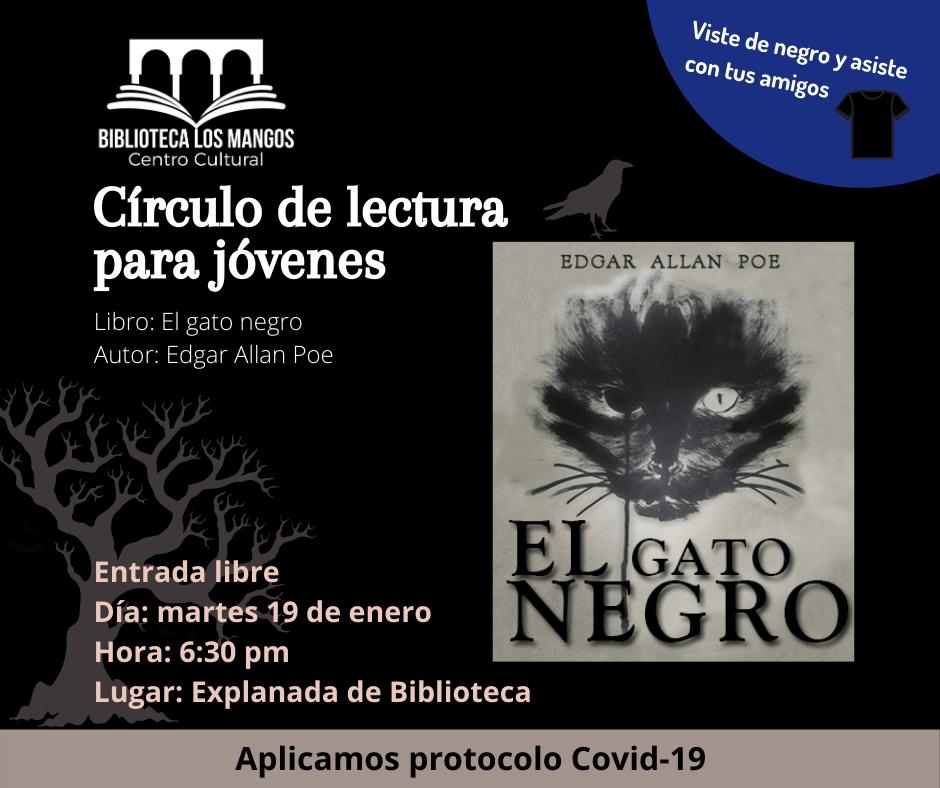 El Gato Negro Alan Poe