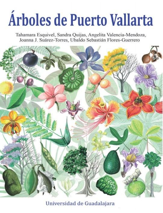 Libro Árboles de Puerto Vallarta