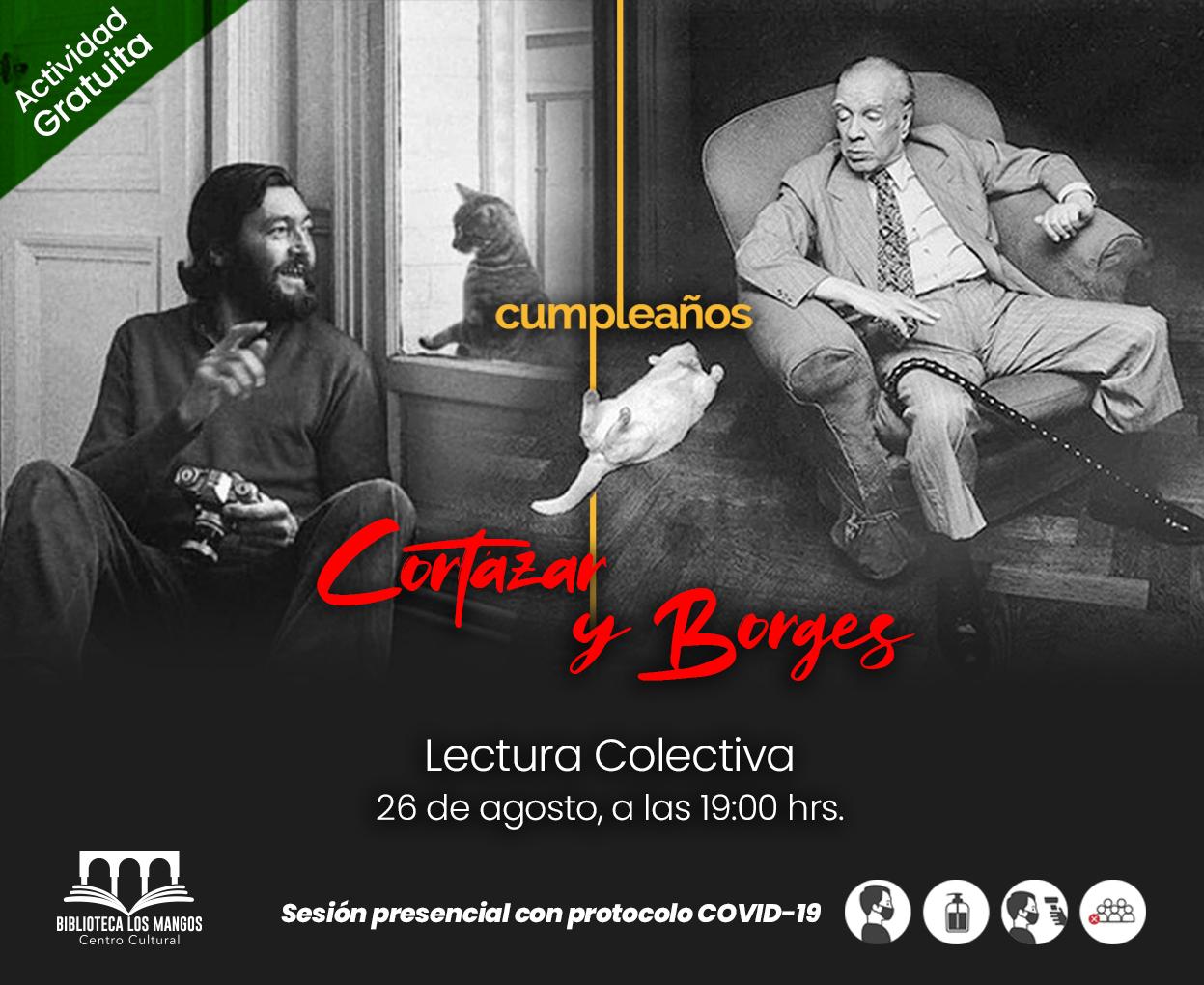 Borges y Cortázar